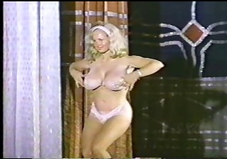 Panty Blonde Vintage Babe Big Tits Babe Panty Beautiful Big Tits