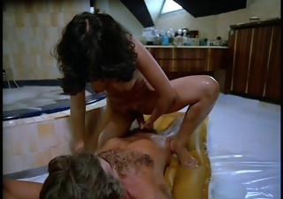 Bathroom Vintage Massage Bathroom Massage Milf Milf Ass