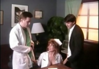 Doctor Uniform Vintage Milf Threesome Threesome Milf
