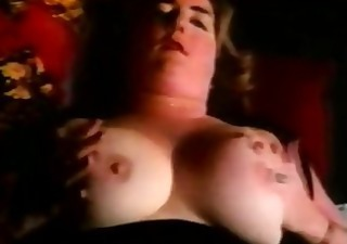 breasty plump mature needs hairy slit masturbation