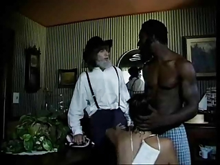 Interracial Threesome Blowjob Blowjob Milf Caught Farm