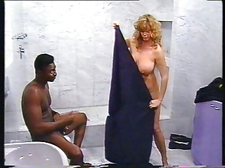 Interracial Bathroom Big Tits Bathroom Bathroom Tits Big Tits