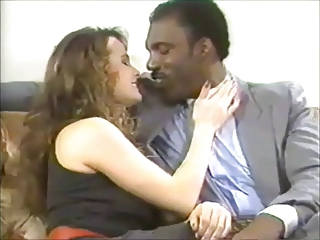 Interracial Vintage MILF Interracial Anal Milf Anal