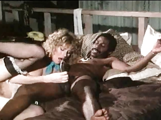 Interracial Blowjob Vintage