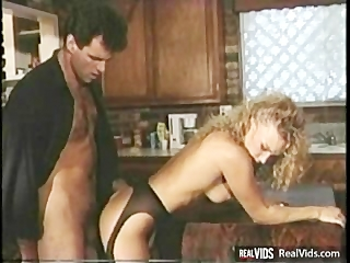 Doggystyle Kitchen MILF Wife Milf