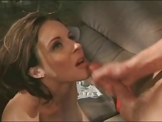 Swallow Cute Cumshot