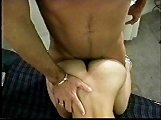 Asiatisk Vintage Ass Doggy Ass