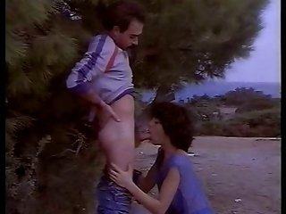 Blowjob Outdoor Vintage Outdoor