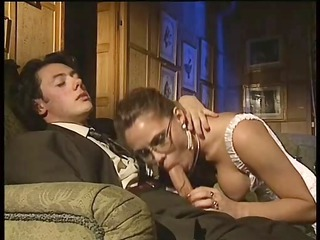 Glasses Italian Blowjob Blowjob Milf European Italian