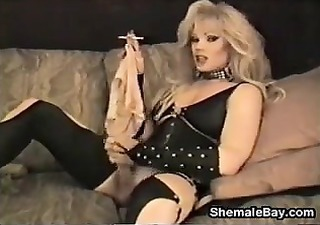 Video from: nuvid | smokin blonde shemale