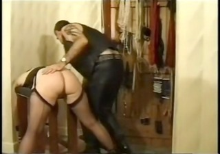 vintage doxy wife used and abused for fun of males and women