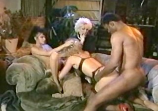 Groupsex Interracial MILF Wild