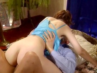 Ass Vintage Riding Classic Teen Riding Teen Short Hair