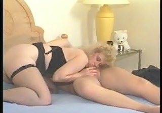 retro pair fucking passionately