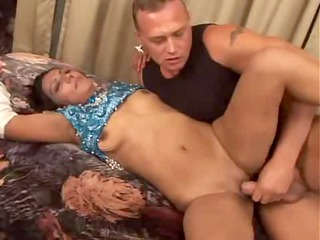 Interracial Indian MILF Drilled Hooker