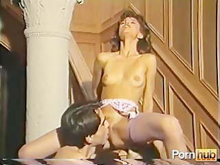 Skinny Small Tits Licking Milf Stockings Stockings