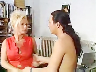 german classic daughter caught the mother with her boyfriend