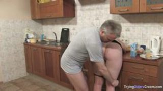 Kitchen Ass Doggystyle Doggy Ass Kitchen Mature Mature Ass