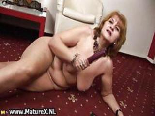 Dildo Toy Saggytits Bbw Tits Bbw Wife Big Tits
