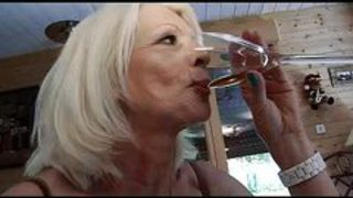 Drunk French European Anal Mature Anal Mom Drunk Mature