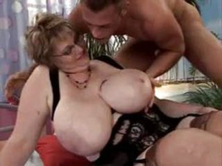 Old And Young Big Tits Chubby Bbw Mature Bbw Tits Big Tits