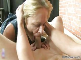 Blonde Blowjob Mom Blonde Mom Old And Young