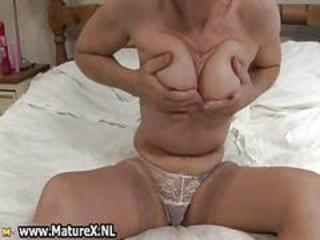 Panty Lingerie Dirty Granny Pussy Lingerie