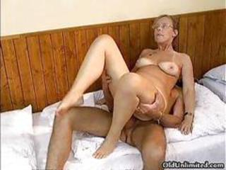 Horny housewife goes crazy getting part1