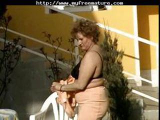 Outdoor Wife Outdoor Outdoor Mature