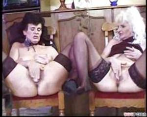 Vintage Masturbating Pornstar Granny Stockings Stockings