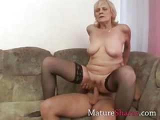 Riding Hardcore Mom Hardcore Mature Mature Stockings Old And Young