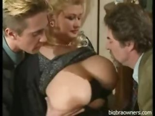 Threesome BBW Big Tits
