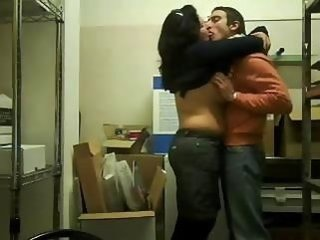 Voyeur Kissing HiddenCam