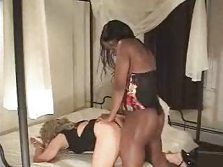Ebony Amateur Doggystyle