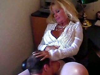 Old And Young Pantyhose Licking Blonde Mom Granny Blonde Granny Busty