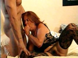 Hairy French Blowjob European French Granny Hairy