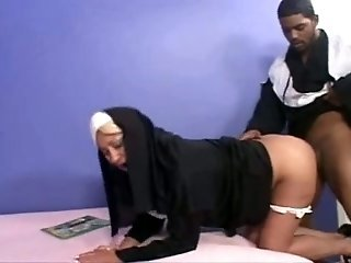 Nun Uniform Interracial Clothed Fuck Old And Young