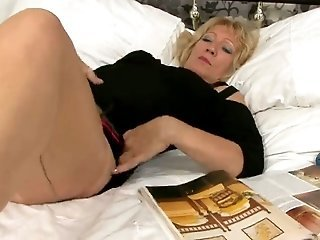 Solo Masturbating Stockings Granny Stockings Masturbating Toy Nylon