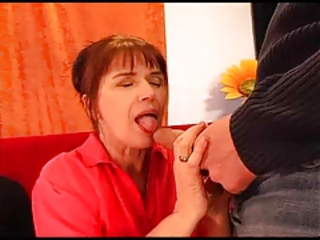 German Wife European European German German Blowjob