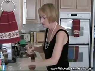 Drunk Skinny Kitchen Homemade Wife Kitchen Sex Wife Homemade