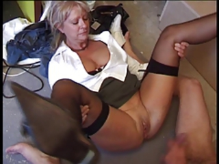 Shaved French Pussy European French French Mature