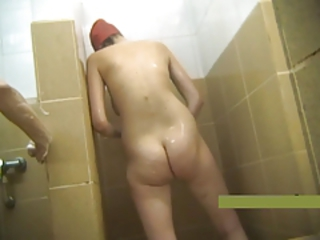 Voyeur HiddenCam Showers Granny Young Hidden Mature Hidden Shower