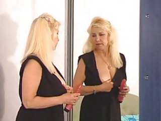 Russian Blonde Hairy Nina solo-2