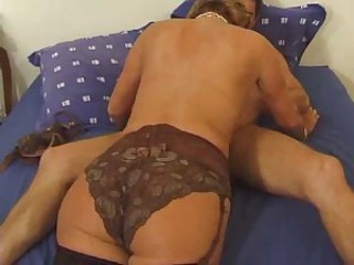 Old And Young French Panty Blowjob Mature European French
