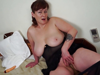 My Lovely Grannies 05 (Masturbation. Posing. Sexy)