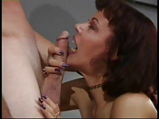 Vintage Office Secretary Blowjob Mature Mature Ass Mature Blowjob