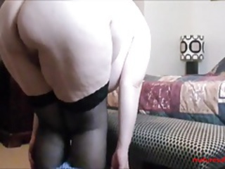 Homemade Ass Stockings Amateur Hotel Stockings