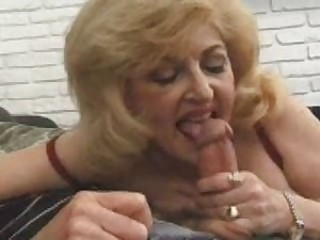 Vintage Wife Blowjob
