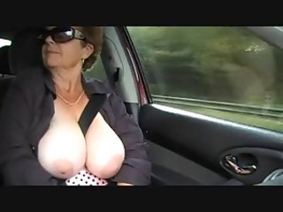 Car Big Tits Natural Amateur Amateur Big Tits Big Tits