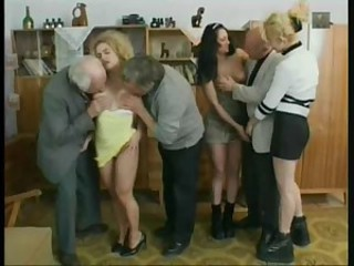 Orgy Groupsex Old And Young Old And Young Orgy